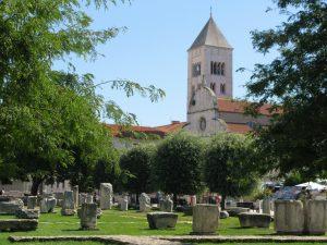 Foro Romano - Zadar