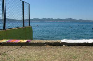 Zara - Kolovare beach