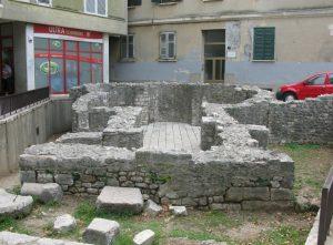 chiesa Maria Pusterla Stomorica - Zadar