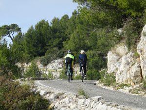 route du Faron Tolone