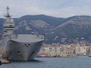 nave Marina porto Tolone