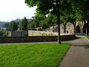 mura Bergamo