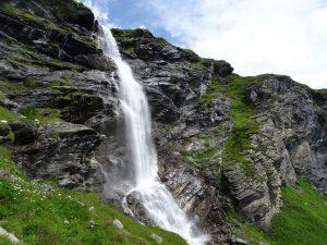 cascata Cervinia