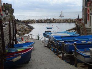 Riomaggiore porto